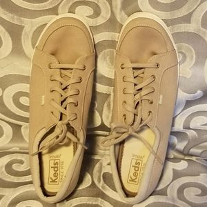 Keds tan sneakers